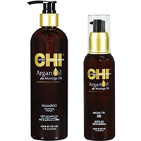 CHI Argan Oil Средства на основе масла Арганы и дерева Моринга